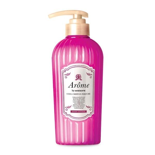 Arome by Watsons典雅雪紡香氛身體乳液500ml