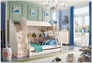 [紅蘋果傢俱] A09 兒童家具 儲物床...