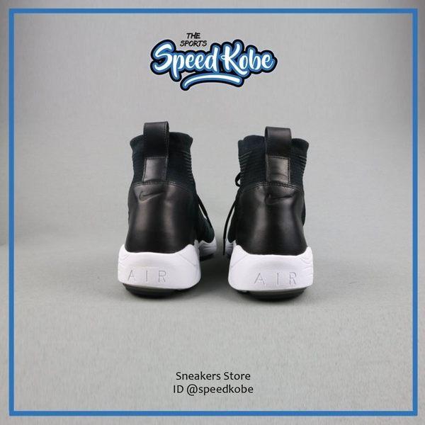 Nike Zoom Mercurial Flyknit 黑白 呂布 刺客飛織 高筒 844626-001 ☆speedkobe☆