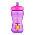 mothercare 貓頭鷹運動吸管杯 (12個月以上)(M2PA98200)