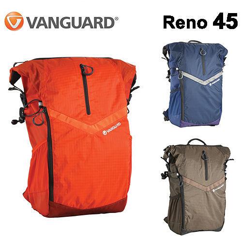 【晶豪野】VANGUARD 精嘉 Reno 45 新銳者 後背包 攝影包