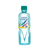 台鹽海洋鹼性離子水420ml【愛買】