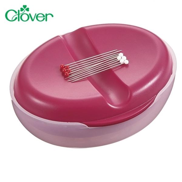 又敗家@日本Clover可樂牌磁針盒吸針盒57-702(附10根針))磁石針盒磁力針盒縫紉針收納盒縫針收針盒