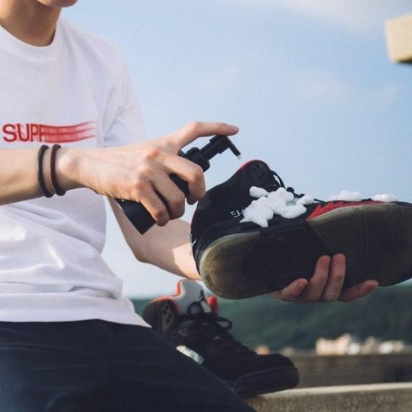 SNEAKER MOB 球鞋 帆布鞋 休閒鞋 清潔護理組 附通用硬毛刷 環保天然原料 (布魯克林) SM01