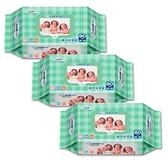 拭拭樂嬰兒柔濕巾(專利保濕蓋)80枚3入【愛買】