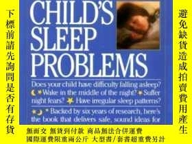 二手書博民逛書店Solve罕見Your Childs Sleep ProblemsY256260 Richard Ferber
