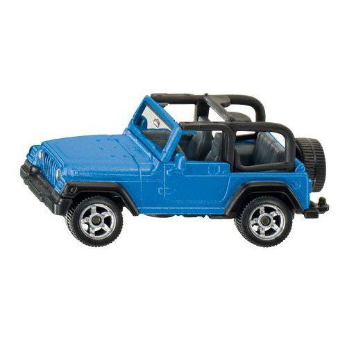 SIKU Jeep Wrangler_SU1342