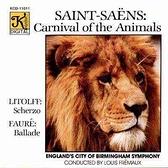 【停看聽音響唱片】【CD】聖桑:動物狂歡節