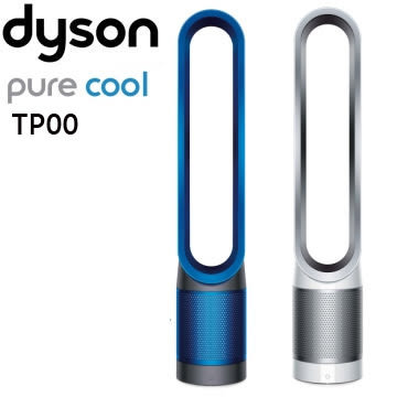 Dyson Pure Cool 二合一涼風空氣清淨機 TP00 白色 全新未拆 台灣公司貨