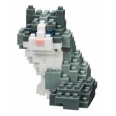 【日本 Kawada 河田】Nanoblock 迷你積木 布偶貓 NBC-215