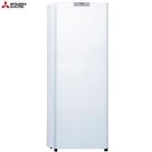 MITSUBISH 三菱 單門144L直立式冷凍櫃 MF-U14P-W-含基本安裝