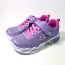 (C3) SKECHERS 女童鞋 HEART LIGHTS 愛心閃燈鞋 可開關 302304LLVMT 紫 [陽光樂活]
