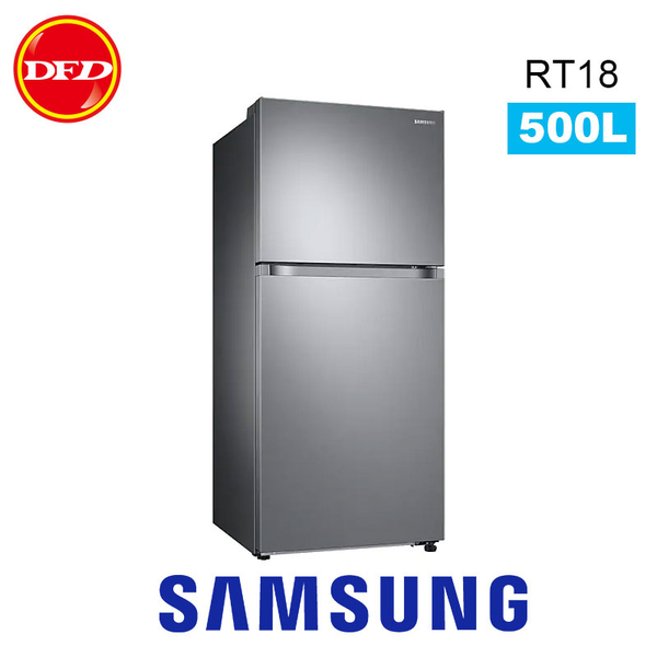 三星 冰箱 500L 時尚銀