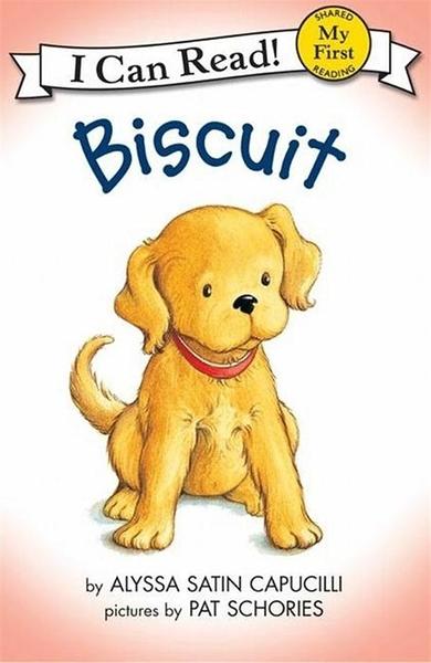 (二手書)An I Can Read Book My First Reading: Biscuit