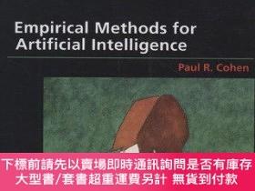 二手書博民逛書店Empirical罕見Methods For Artificial IntelligenceY255174 C