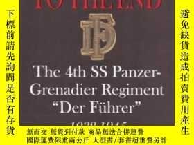 """二手書博民逛書店Comrades罕見To The EndY255562 Former """"""""df"""