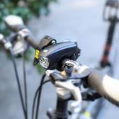 自行車燈夜間騎行強光手電筒死飛配件裝備公路山地車車燈車前燈 青木鋪子