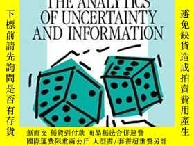 二手書博民逛書店The罕見Analytics Of Uncertainty And InformationY256260 Ja