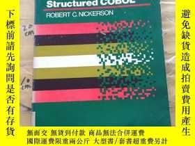 二手書博民逛書店Fundamentals罕見of Structured Cobo