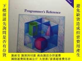 二手書博民逛書店OSF MOTIF罕見Programmer s REFERENC