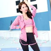 新款春夏瑜伽服運動套裝女跑步健身房初學者速干衣寬松