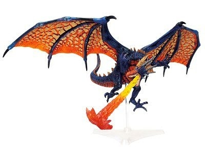 【4D Master】26844 立體拼組模型 恐龍系列 噴火龍 Ardent Dragon