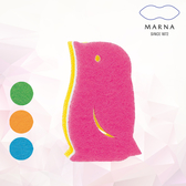 MARNA 日本進口企鵝造型菜瓜布(四色任選)