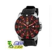 [美國直購 ShopUSA] 手錶 Luminox Navy Seal Colormark Black and Red Dial Mens Watch SU3165 $9873