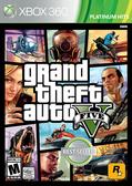 (現貨全新) XBOX360 GTA5 俠盜獵車手5 中英多國語言美版 grand theft auto V