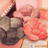 坐墊家用臥室地上懶人墊毛絨日式大號榻榻米【公主日記】