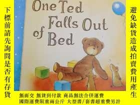 二手書博民逛書店One罕見Ted Falls Out of Bed.Y12498