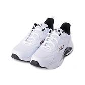 FILA 復古拼接運動鞋 白藍 1-J332V-100 男鞋