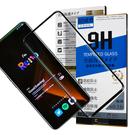 Xmart for OPPO Reno 3D超強硬度滿版玻璃保護貼-黑