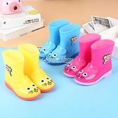 新款兒童卡通雨靴女童外穿防滑軟底雨鞋男寶寶學生保暖防水鞋 快速出貨