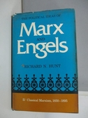 【書寶二手書T6/原文書_QFK】Marx and Engels_Richard