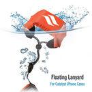 CATALYST - 反光飄浮手繩-搭配 iPhone 6/6s/Plus 防水手機殼-潮橘限量版