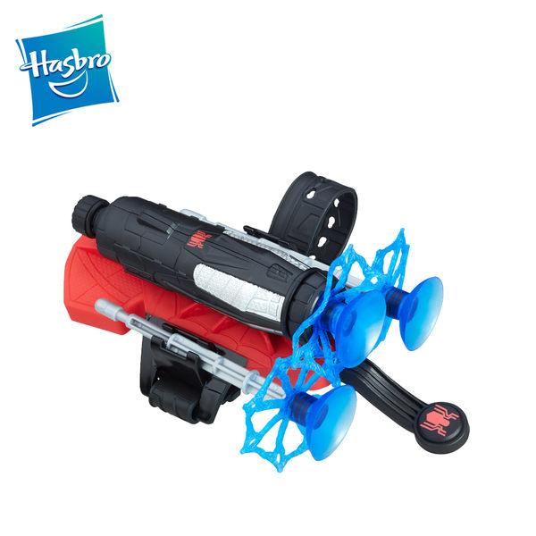 漫威蜘蛛人手腕玩具組-吸盤飛鏢
