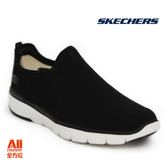 【Skechers思克威爾】男款 健走/休閒 懶人鞋 FLEX ADVANTAGE 3.0 -黑色 (52953BLK)全方位運動戶外館