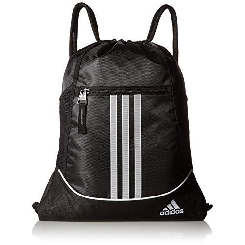 Adidas- 聯盟後背袋包(黑色)
