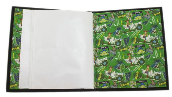 【卡漫城】 玩具總動員 貼紙 收集冊 ㊣版 收納本 Toy Story 收集本 名片本 卡片證件遊戲卡 收納