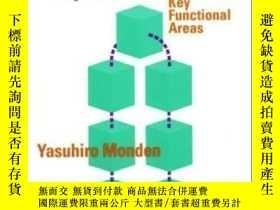 二手書博民逛書店Toyota罕見Management System: Linking The Seven Key Function