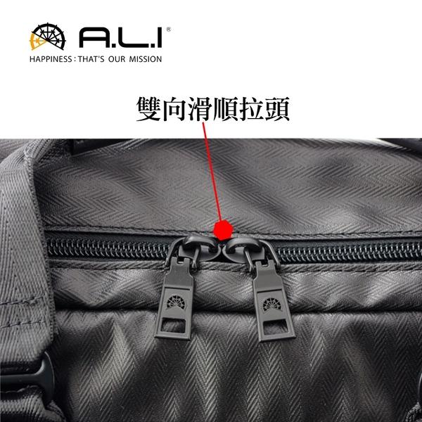 【A.L.I】日本機能 防水電腦包/公事包/兩用後背包 商務包 (WTZ-3310)【威奇包仔通】
