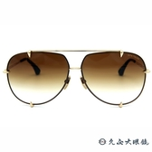 DITA 頂級眼鏡品牌 飛官墨鏡 太陽眼鏡 TALON 棕-金 久必大眼鏡