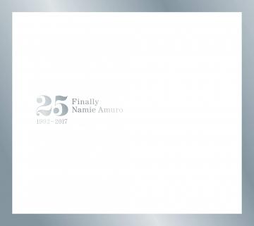 安室奈美惠 25週年全精選「Finally」3CD附DVD 台壓版 (購潮8) 免運