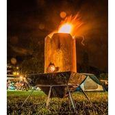 營火炬 柳杉製P15706 |露營|野營|Swedish Torch |Wood Rock