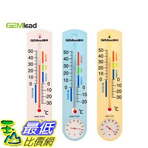 [107玉山最低比價網] 壁掛式 酒精 溫度計 -30~50 溼度計 0~100% 溫溼度計 顏色隨機