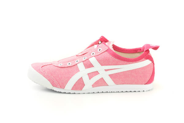 Onitsuka Tiger MEXICO 66 SLIP-ON 運動鞋 休閒 女鞋 粉紅色 D786N-1901 no260