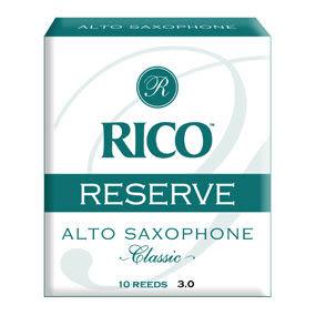 凱傑樂器 RESERVE 系列 中音 ALTO SAX 五片裝 薩克斯風 竹片