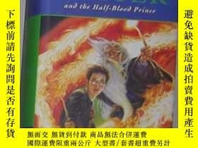 二手書博民逛書店原版罕見Harry Potter and the Half-Bl