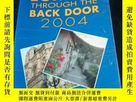 二手書博民逛書店EUROPE罕見THROUGH THE BACK DOOR 2004Y349741